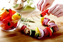 Cook it on a Stick! / Recipes for our favorite skewer