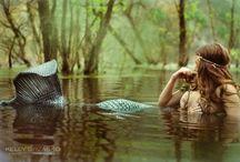 Summer Photoshoot Mermaids