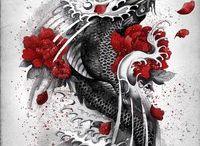 Oriental tattoo ideas