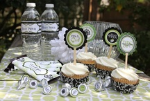 Baby Shower Ideas / by Christine Hoffman