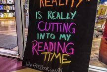Bookworm Alert / books & reading