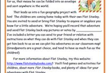 Flat Stanley / by Holly Cartwright