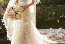 Wedding dresses / Romantic, Elegant wedding dresses.