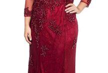 vestido longo vermelho com bordados