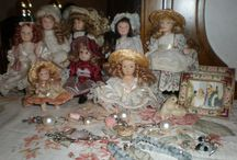 My doll collection / Those are my dolls that i collected from around the world