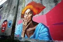 Murales del mundo / Street art, Murales, arte callejero