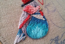 Embroidery / by Tiffany Speake