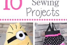 Sewing - Projects Kids Can Do