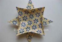 Origamitähti