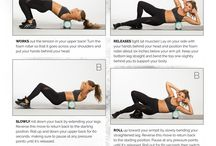Tone with Foam roller