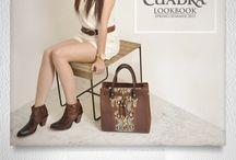 Lookbook CUADRA Primavera-Verano 2015 (mujer) / Looks de temporada utilizando nuestros productos  / by CUADRA Lifestyle