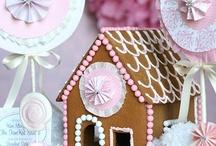 Gingerbread decorating ideas