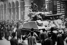 LIBERAZIONE DI BOLOGNA 21 APRILE 1945