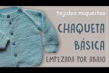 tejido bebe