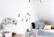 Ewa's room