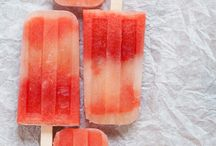 food: popsicles