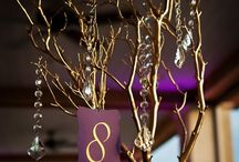 Purple and Gold Weddings / Purple/Plum/Lavender and Gold Weddings
