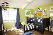Dream Home: Boy's Room / by Brittany Williams