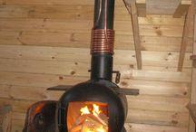 Kályha - tűzhely