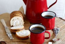 Káva, čaj, čokoláda