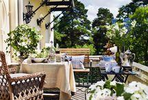 Gardening / www.zochawogrodzie.blogspot.com Gardening, Inspiration, balcony, garden, inspiracje ogrodowe, balkony