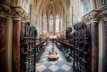 Exeter College Oxford Wedding Photos