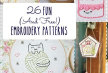Everything Embroidery / Everything for the Embroidery Enthusiast!