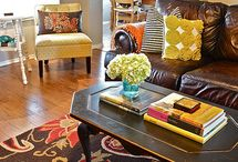 Home Sweet Home / Hodge-podge of my favorite decor, eclectic styles and dream homes. / by April Fleming