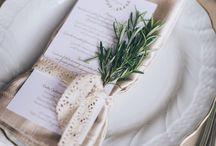 Dukat till bröllop / Inspo till mitt framtida bröllop.