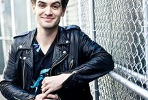 is it just me or does brendon look really high in this pic