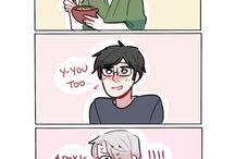 Yuri on Ice!!! (#gay <3)