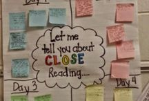 Close reading / Close reading / by Janice Miller