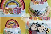 Gyerek torták szülinapra