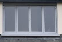Bi Folding windows