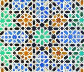 Coordoneé / Tiles / Design wallpaper at LAVTHEM.cz