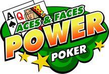 Aces & Faces Power Poker / Il video poker Aces & Faces che Voglia di Vincere offre in versione power poker si gioca su 4 mani. Come l'omonima variante standard, segue le regole tradizionali e semplici del video poker, paga le combinazioni vincenti classiche del poker, e offre la possibilità di raddoppiare la propria vincita.