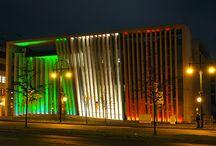 Mexikanische Botschaft / Mexican Embassy @ Berlin FESTIVAL OF LIGHTS