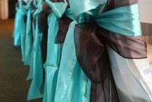 Chair sashes / Party -weddings