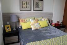 Decoração  ♥ Quarto / Inspirações e sugestões de decoração de quarto.