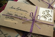 Save the date cards and invitations