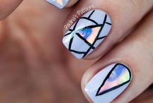 Unicorns(nails)