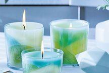 Kerzen & Deko - allgemein / Alles rund um Kerzen