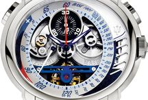 HOROLOGY / Watches / by Aristel Ianolide