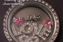 floating charms for my floating charm necklace from forever in my heart / by Monique Leone-Barberi