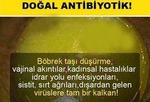 doğal antibiyotikim