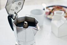 القهوة و الصباح