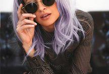 Grey-Silver Hair / Hair