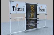 Display / Displays, customized display, portable display, exhibition display
