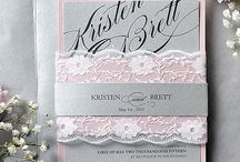 Wedding Invitations / by Brittney Alyss