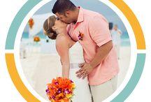 Wedding A&A Live Aqua Cancun / Bridal photography Cancun wedding